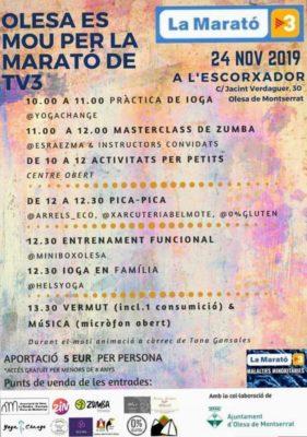 Olesa - La Bustia - Marato TV3 1