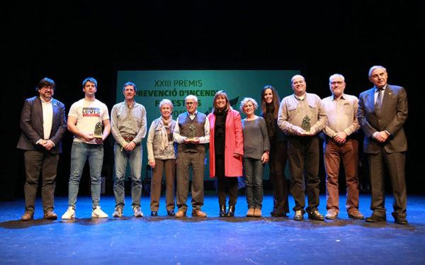 Sant Andreu - La Bustia - Premis Diputacio