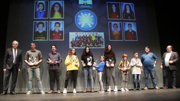 Sant Andreu - La Bustia - Premis esport 2019