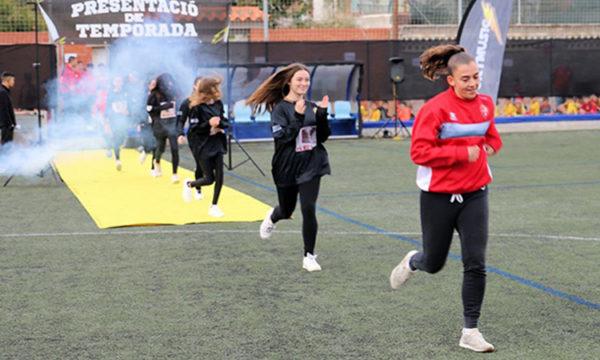 Sant Esteve - La Bustia - futbol femeni