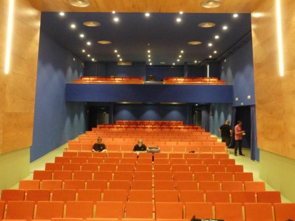 Abrera - La Bustia - Sala Municipal 5