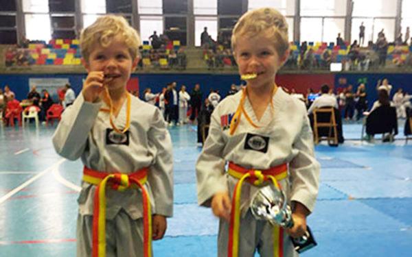 Castellvi - La Bustia - Taekwondo