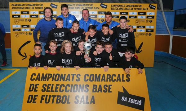 Comarca - La Bustia - futbol sala 1