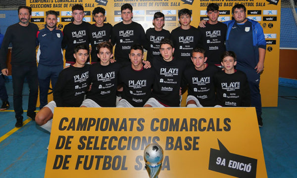 Comarca - La Bustia - futbol sala 3