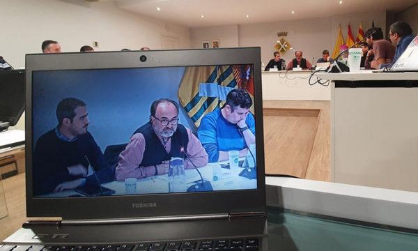 Esparreguera - La Bustia - plens municipals