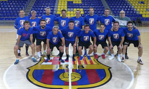 Esparreguera - La Bustia - veterans Barça