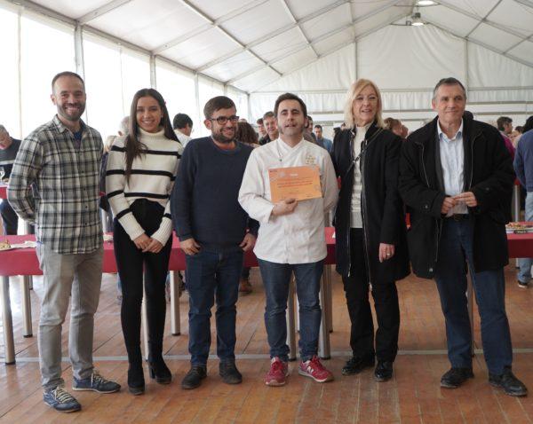 La Bustia Fira del Gall Restaurant Cigro d Or guanyador concurs
