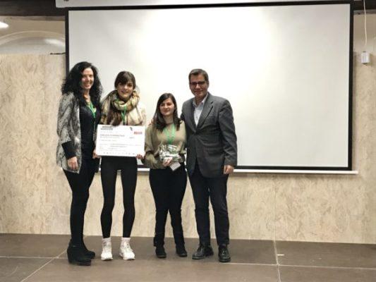 La Bustia Premis Concurs Iniciatives Empresarials Baix Llobregat Nord 2019 idea jove negoci Joan Oro Martorell