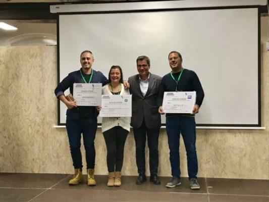 La Bustia Premis Concurs Iniciatives Empresarials Baix Llobregat Nord 2019 llocs de treball