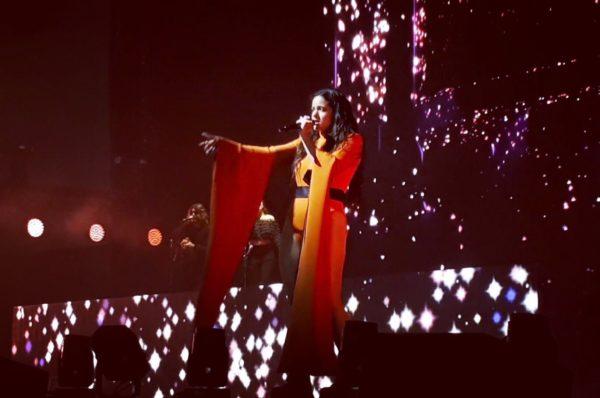La Bustia Rosalia Sant Esteve 2n concert Barcelona