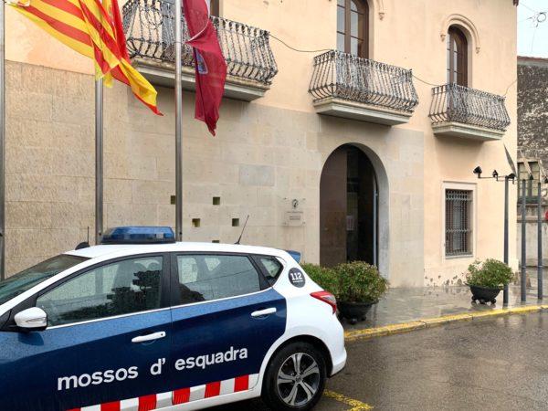La Bustia mossos robatoris Sant Esteve