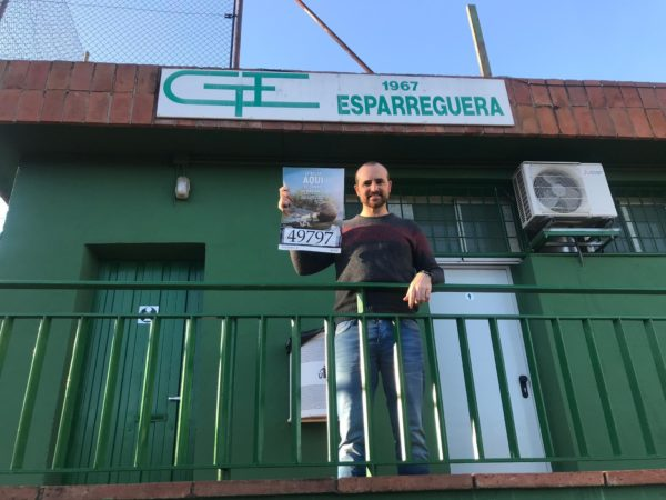 La Bustia quart premi loteria Nadal Club Tennis Esparreguera