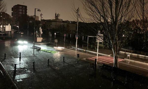 Martorell - La Bustia - apagada llum Martorell