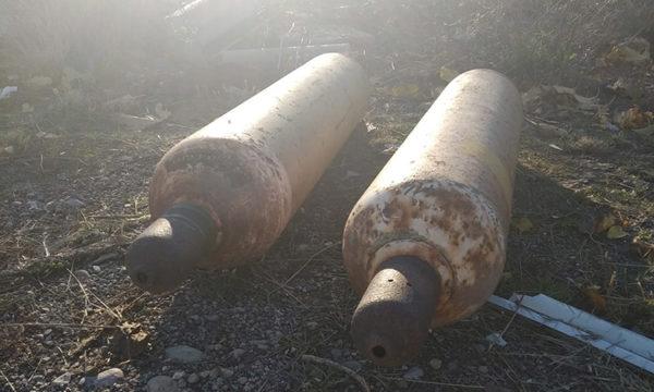 Olesa - La Bustia - bombones de gas