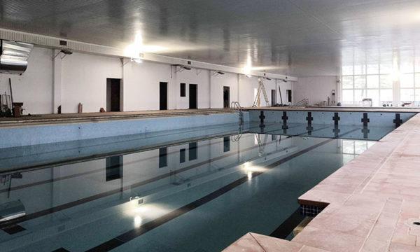 Olesa - La Bustia - piscina coberta