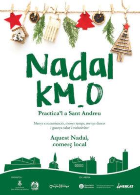 Sant Andreu - La Bustia - Campanya Nadal Km 0