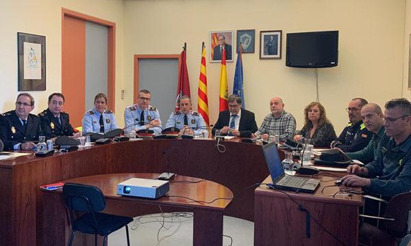 Sant Esteve - La Bustia - Junta seguretat local
