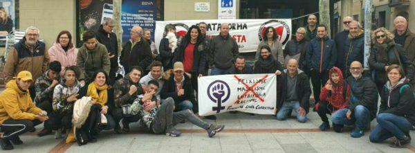 Sant Esteve - La Bustia - plataforma antifeixista