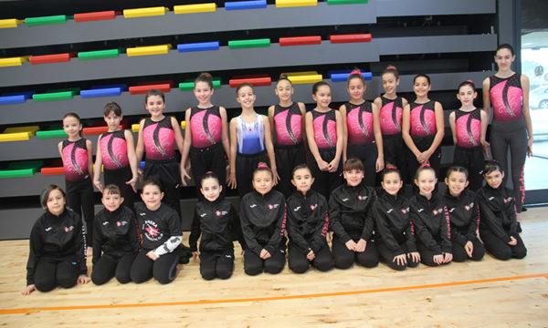 Abrera - La Bustia - Abrera Gimnastic Club