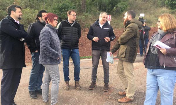 Castellvi - La Bustia - aigua Taio