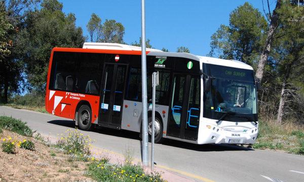Castellvi - La Bustia - bus urba
