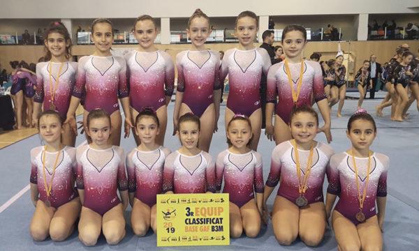 Esparreguera - La Bustia - Gimnastica artistica 1