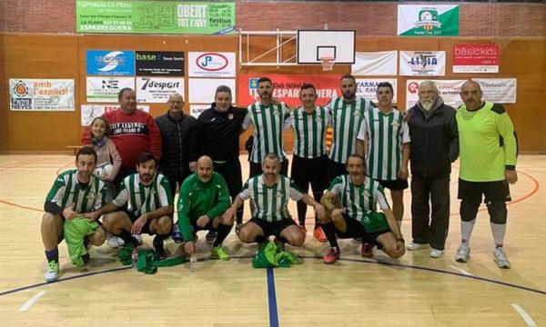 Esparreguera - La Bustia - futsal veterans