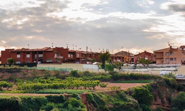 Esparreguera - La Bustia - pluges