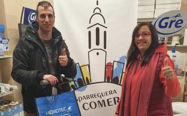 Esparreguera La Bustia premi comerciants