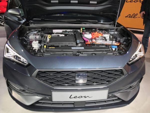 La Bustia nou Seat Leon motor Martorell Abrera San Esteve
