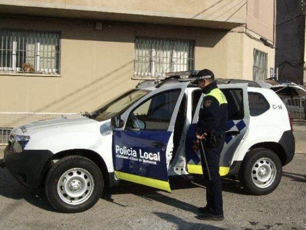 La Bustia policia local Olesa
