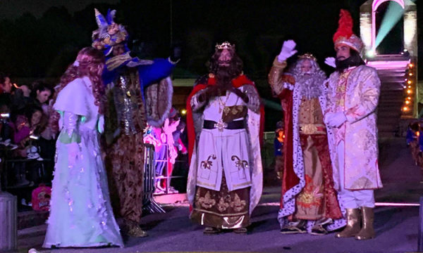 Martorell - La Bustia - Cavalcada Reis 1