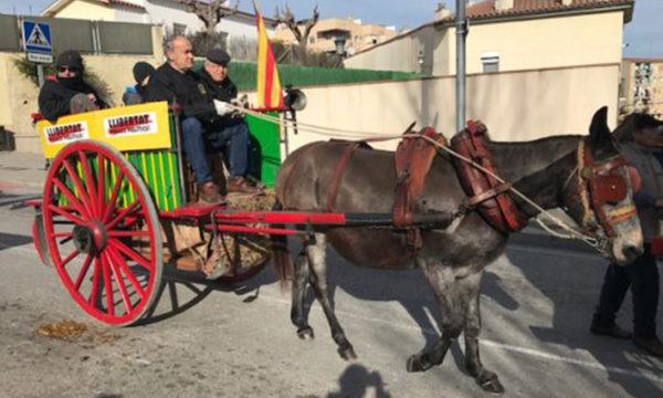 Martorell - La Bustia - Sant Antoni Abat
