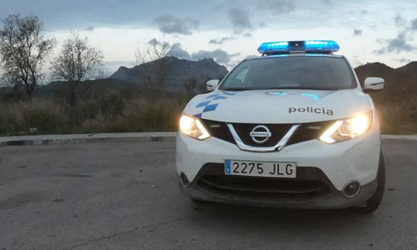 Olesa - La Bustia - policia local