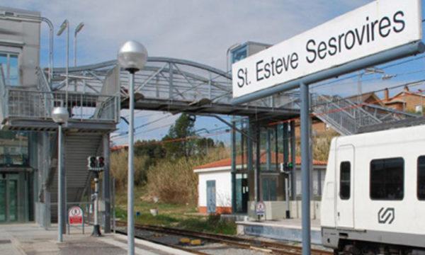 Sant Esteve - La Bustia - FGC