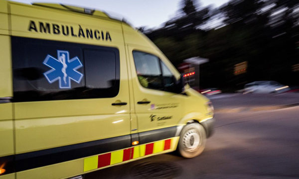 La Bustia - ambulancia