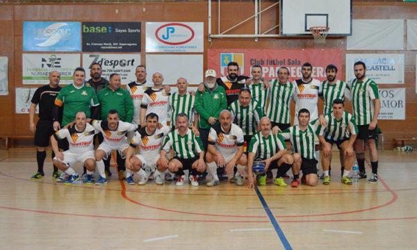 Esparreguera - La Bustia - veterans futsal