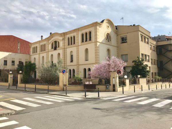 La Bustia Residencia privada Avis Nostra Senyora de Montserrat Olesa