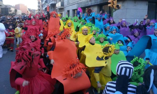 Olesa - La Bustia - Carnestoltes carnaval