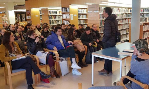 Olesa - La Bustia - projecte biblioteca