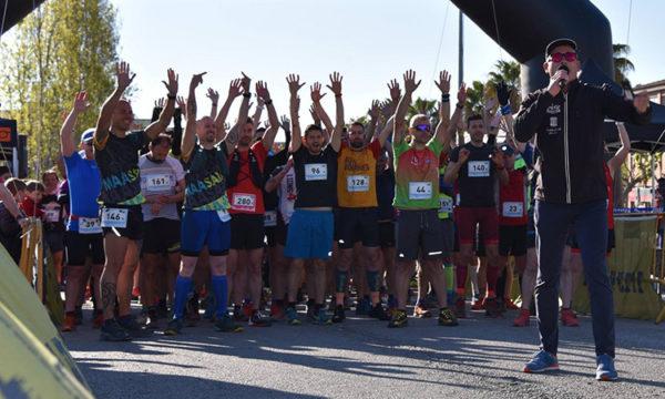 Sant Andreu - La Bustia - Sismica race