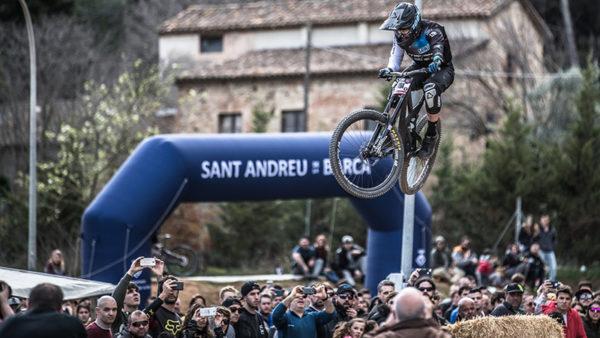 Sant Andreu - La Bustia - descens