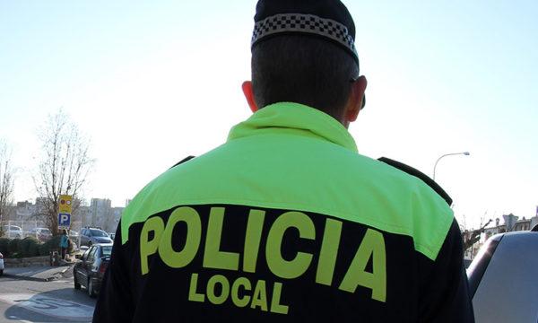 Sant Andreu - La Bustia - policia local