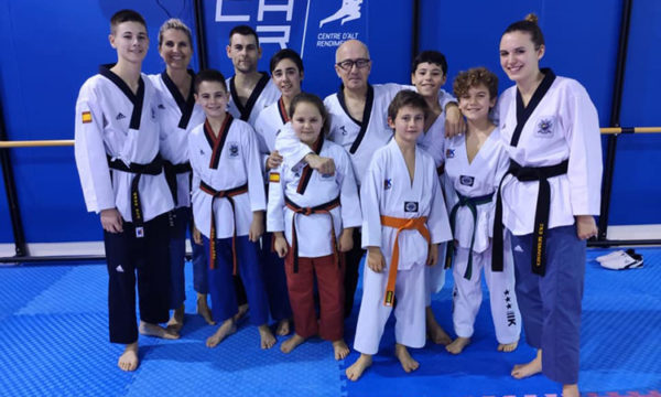 Sant Esteve - La Bustia - Taekwondo