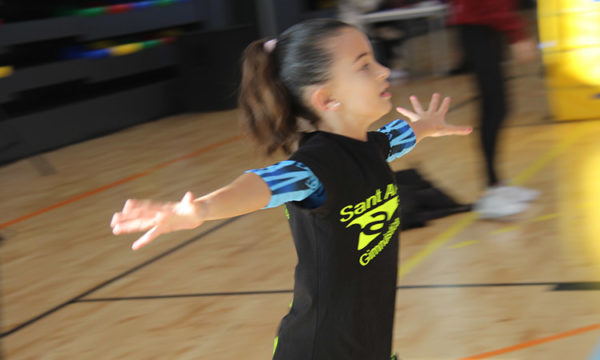 Esports - La Bustia - gimnastica artistica