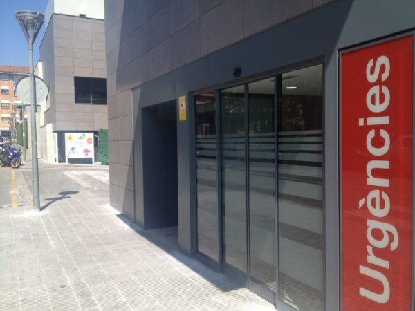 La Bustia Urgencies Hospital Martorell
