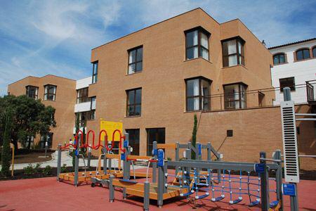 La Bustia residencia Can Serra Sant Esteve