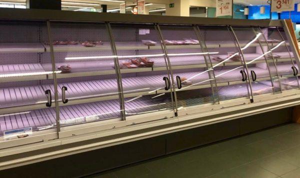 La Bustia supermercat Collbato