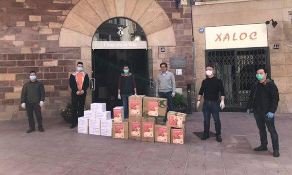 Martorell - La Bustia - comunitat xinesa