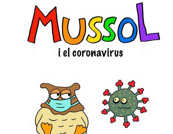 Olesa - La Bustia - llibre coronavirus